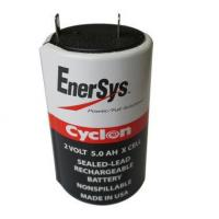 Buy cheap 0800-0004 Battery by Enersys Cyclon 2 Volt 5.0 AH Sealed Rechargeable X Cell from wholesalers