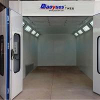 China Side Downdraft Spray Booths on sale