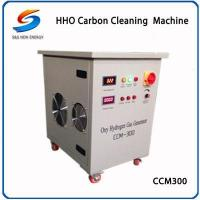 China CCM300--HHO carbon cleaning machine for motorcycle on sale