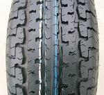 Quality ST225/75D15 Super Trail (H78-15) 8 Ply Trailer Tire for sale