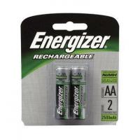 China Energizer Rechargeable Batteries Size AA Blister Pack 2 on sale