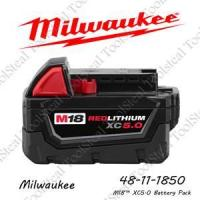 China Reconditioned Tools Milwaukee M18 48-11-1850 REDLITHIUM XC5.0 Extended Capacity Battery on sale