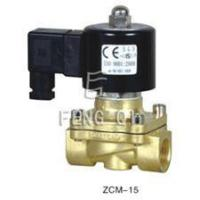 Quality solenoid valve ZCM zero differential pressure coal gas valve dimension drawing for sale