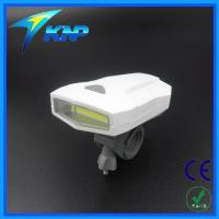 Quality 3W COB Bright LED Bike Light Bike LED Light Powered by AAA Dry Battery for sale