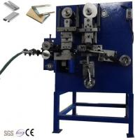China High Speed Steel Strapping Seal Making Machine with Logo Engrave on sale