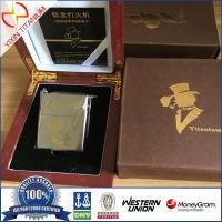 Buy cheap Ultralight Titanium Engraved Lighter as Gift from wholesalers