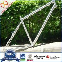 Buy cheap Gr9 Ti Bike Frame-Yixin/High End from wholesalers