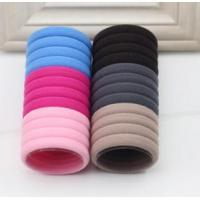 China Solid Color Elastic Hair Band MJQ001 on sale
