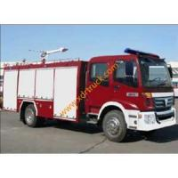 China 5.5 ton Dongfeng Water Tender Fire Truck Euro3 on sale