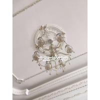 Quality Luxury Interior Home Decoration Ceiling Mouldings PU for sale