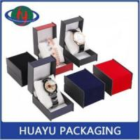 Quality Jewellery Packaging Luxury Watch Box for sale