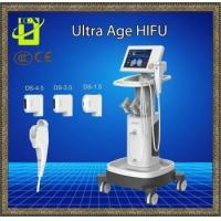 Quality newest Non-invasive hifu Slimming machine HIFU dissolve fat machine hifu body slimming machine for sale