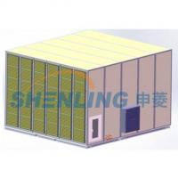 China Tunnel built-in openable air cooler for sale