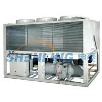 Air-cooled screw chiller for sale