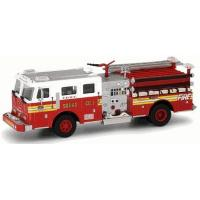 China Code 3 FDNY Seagrave Pumper - FDNY Squad 1 (02453-0001) on sale