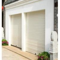 China Electric Heat Insulation Roll Up Door on sale