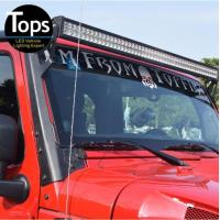 Quality Jeep TJ-52 Inch Windshield Light Mounting Bracket for sale