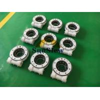 China 7 Inch Worm Gear Drive with Hydraulic Motor for Timber Grab on sale