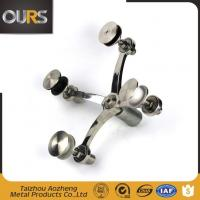 China Spider Fittings Stainless Steel Glass Fitting Spider For Glass Curtain Wall on sale