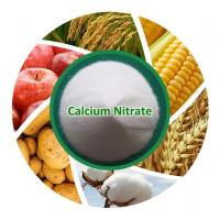 Quality Chemicals Fertilizer Manufacture Calcium Nitrate Price for sale