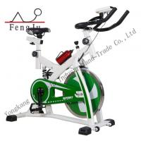 Quality Professional Spin Bike Indoor Cycle Exercise Bike with Flywheel Hand Pulse for sale