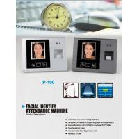 Time Recorder P-100 Facial Identify attendance machine