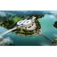 National Level Poyang Lake Ecological Economic Zone Planning Exhibition Hall for sale