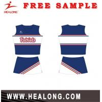 China New Cheap Customized Design Cheerleading uniform on sale