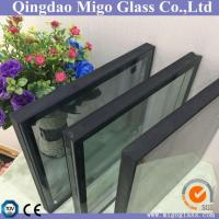 Quality Low Emissivity Coated Curtain Wall Glass for sale