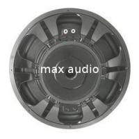 China 15 Inch SPL Car Subwoofer , Auto Audio Speakers 2000W MAX Power on sale
