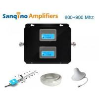 Sanqino GSM+CDMA HJ-910 Dual Band signal booster for cell phone for sale