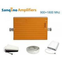 Sanqino KW20A-GD 900+1800Mhz dual band cell range booster for sale