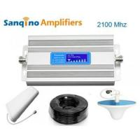 China Sanqino HJ-2W SQ-2W 2100Mhz cell phone single Amplifier for sale