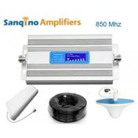 Sanqino HJ-2W SQ-2C 850Mhz cell phone single Amplifier for sale