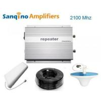 Buy cheap Sanqino HJ-3W SQ-3W 2100Mhz cell phone single Amplifier from wholesalers