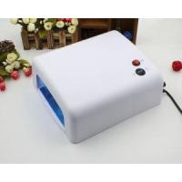 China Digital Nail Art Machine UV Lamp 36W General Electric UV Light for Nails on sale