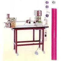 Invisible Zipper Auto Gapping and Stripping Machine