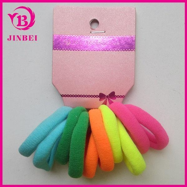 Buy Export to Europe Best Sales Elastic Hair Band Ponytail Holder at wholesale prices