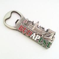 Quality Budapest Metal Souvenir Bottle Opener Wholesaler Hungary Travel Beer Opener BK-034 for sale