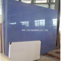 Blue Color Marmoglass from China for sale