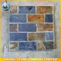 Slate Tiles Wall Stone Veneer, Slate Tile Stone Wall Cladding for sale