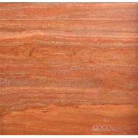 Red Travertine Slabs, Tiles for sale