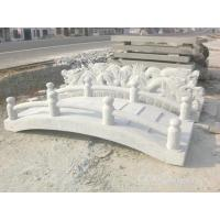 Natural White Marble Bridge for sale