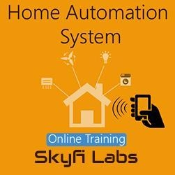 Buy Online Courses Home Automation System Online Project based Course at wholesale prices