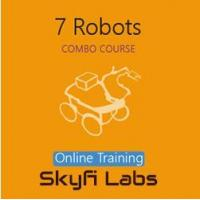 Quality Online Courses 7 Robots Online Project based Course (Combo Course) for sale