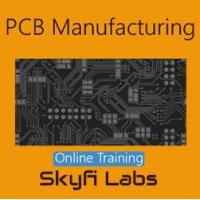 Quality Online Courses PCB Manufacturing Online Project based Course for sale