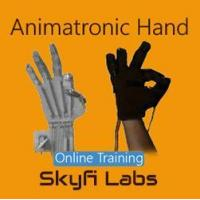 Quality Online Courses Animatronic Hand Online Project based Course for sale