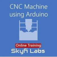 Quality Online Courses CNC Machine using Arduino Online Project Based Course for sale