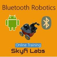 Quality Online Courses Bluetooth Robotics Online Project based Course for sale