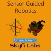 Quality Online Courses Sensor Guided Robotics Online Project based Course for sale